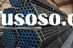 Prima quality hot rolled mild welded pipe(Q235 Q345 A36 S355JR S275JR SS400...manufacture)