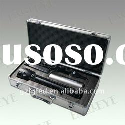 Rechargeable 24W HID Xenon Torch Flashlight 2000 Lumens