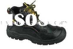SUEDE SAFETY SHOES