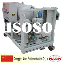 Single Vacuum Container Transformer oil Purifier
