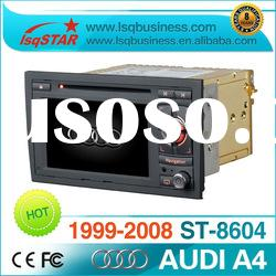 Special AUDI A4 car DVD player, GPS, canbus, steer wheel control, bluetooth, RDS, FM, TV, SD, USB