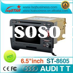 Special AUDI TT car DVD player, GPS, canbus, steer wheel control, bluetooth, RDS, FM, TV, SD, USB
