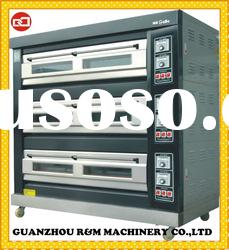 Steam Electric Deck Oven,bakery deck oven/ovens and bakery equipment/bread machine