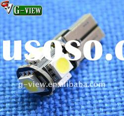 Top sale 501 canbus car led