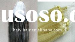 Top sale blonde first class micro ring hair extensions