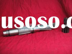 VOLVO excavator parts EC210 travel motor shaft