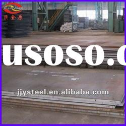 WH60A,WH70B hot rolled low alloy high strength steel plate