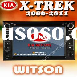 WITSON KIA X-TREK CAR AUDIO VIDEO