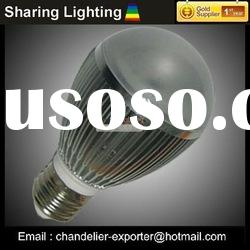 [Sharing Lighting]6W E27 led bulb, High power led spotlight