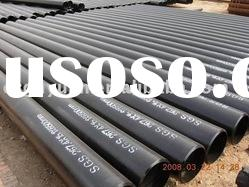 alloy hot rolled steel tube for structure