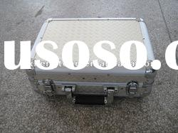 aluminum tool case with tool pallet