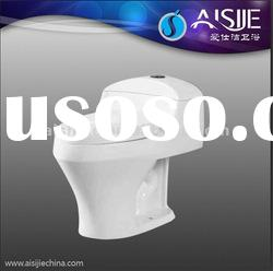 bathroom hot design sanitary one piece toilet A3101