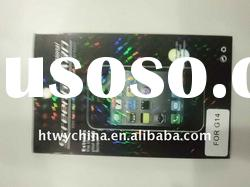 clear LCD Screen Protector For HTC Sensation 4G Z710E G14
