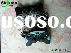 dual shock usb game pad joypad joystick controller for any game