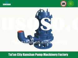 electric motor submersible sewage water pump for sewage water