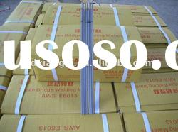 factory supply mild steel welding electrodes AWS E6013