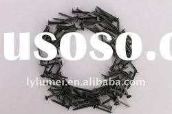 good quality shoe tack nails/fine blue shoe nails