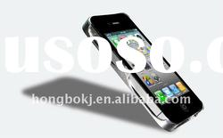 high quality cute Aluminum drawbench protective case for Iphone 4