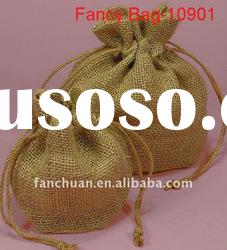 high quality jute seed bags