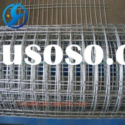 hot dipped galvanized pvc coated welded wire mesh