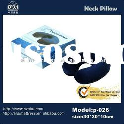 hot sale high density memory foam pillow, travel pillow