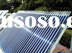 hot sell domestic compact unpressurized solar water heater