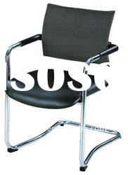 leather office chair,steel office chair,conference chair,metal chair,meeting chair