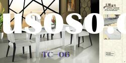 modern marble dining set Tc-06