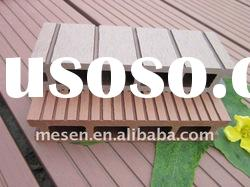 outdoor new construction material--wood plastic composite decking