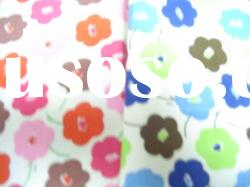 polyester cotton printed fabric 45*45 96*72