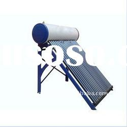 popular heat pipe pressured solar water heater with good quality