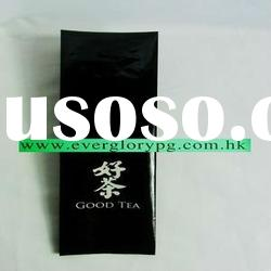printed aluminum foil side gusset tea bag