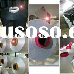 spandex covered yarn /spandex cover yarn 300D+40D air covered spandex yarn for:jeans, denim.