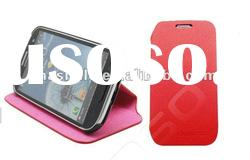 stand folder Leather Cases Cover For Samsung i9300 Galaxy S3