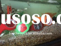water proof silicone jelly watch