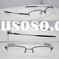 wholesale price OK OX3133-0351 Pewter stylish glasses frame for men titanium frame eyewear frames