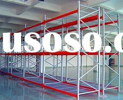 wire mesh storage rack system(L2500*D1000*H3000mm)