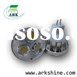 Big sales competitive led spot light 3w with 135-150lm with Good Heat Slink from Ark lighting