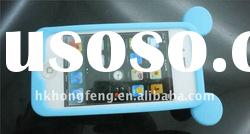 Brand New mobile phone Silicon Case for iphone 4 4G OEM product HOT!!!!