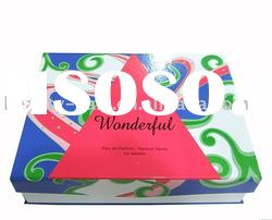 Colorful printing paper gift box (YZD0330)