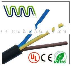 Copper PVC insulated flexible cable/wire