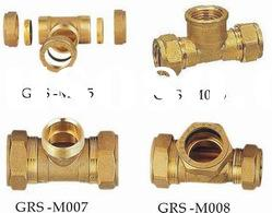 Reusable Hose Fittings Hydraulic Fitting Hydraulic Adaptor