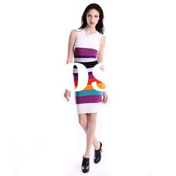 Multicolor Fashion Lady Party Dress Sleeveless Evening Dress DH001E