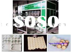 Paper Egg Tray and Egg Carton Machine