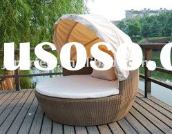 Popular and Leisure outdoor furniture garden Rattan Lounge PF-RD-004