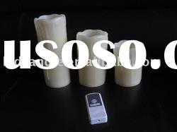 Remote Control Battery Operated LED Electronic Candle
