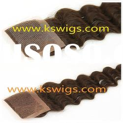 high quality lace closure soft and clean