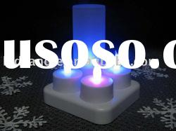 led rechargeable candle light