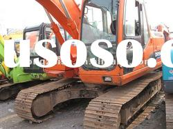 used excavator of the DAEWOO 150 model