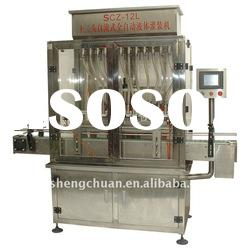 12-head Automatic small bottle filling machine